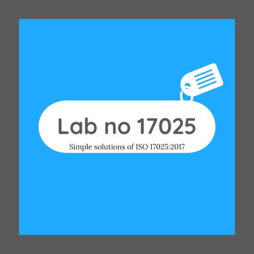 lab 17025