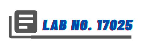 Lab no. 17025